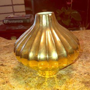 Jonathan Adler Gold Vase
